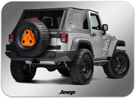 Cam Cans Applications for Jeeps